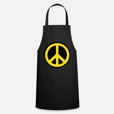 Woodstock Peace - Cooking Apron