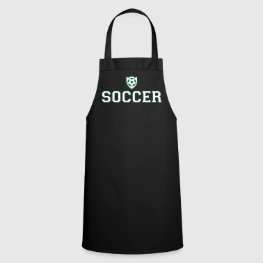 Soccer shield - Tablier de cuisine