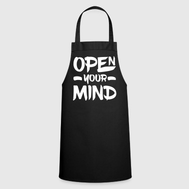 Open Your Mind - Tablier de cuisine