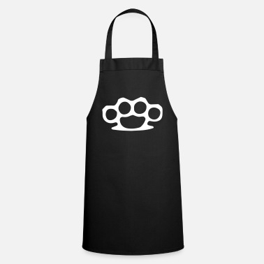 Brass Brass Knuckles - Cooking Apron