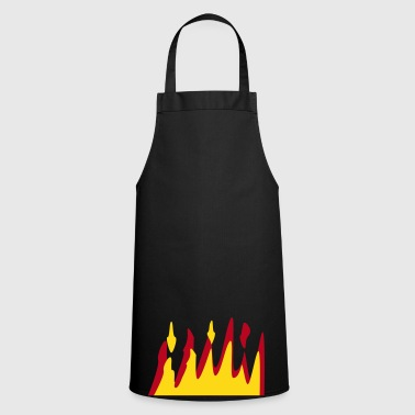 On Fire - Cooking Apron