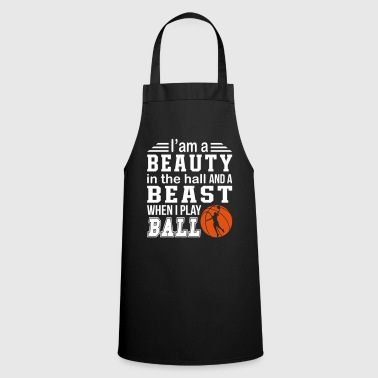 Beauty And Beast Quando Basket - Grembiule da cucina