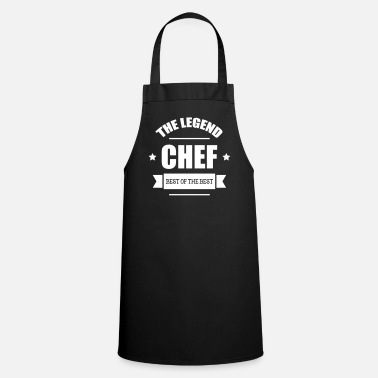 Chef Chef   cooking - Keukenschort
