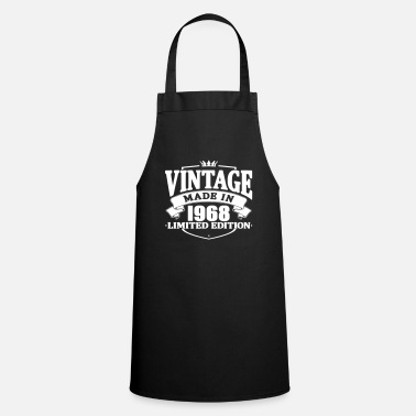 Vintage Vintage made in 1968 - Cooking Apron