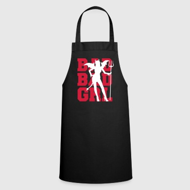 Bad Bad Girl - Cooking Apron