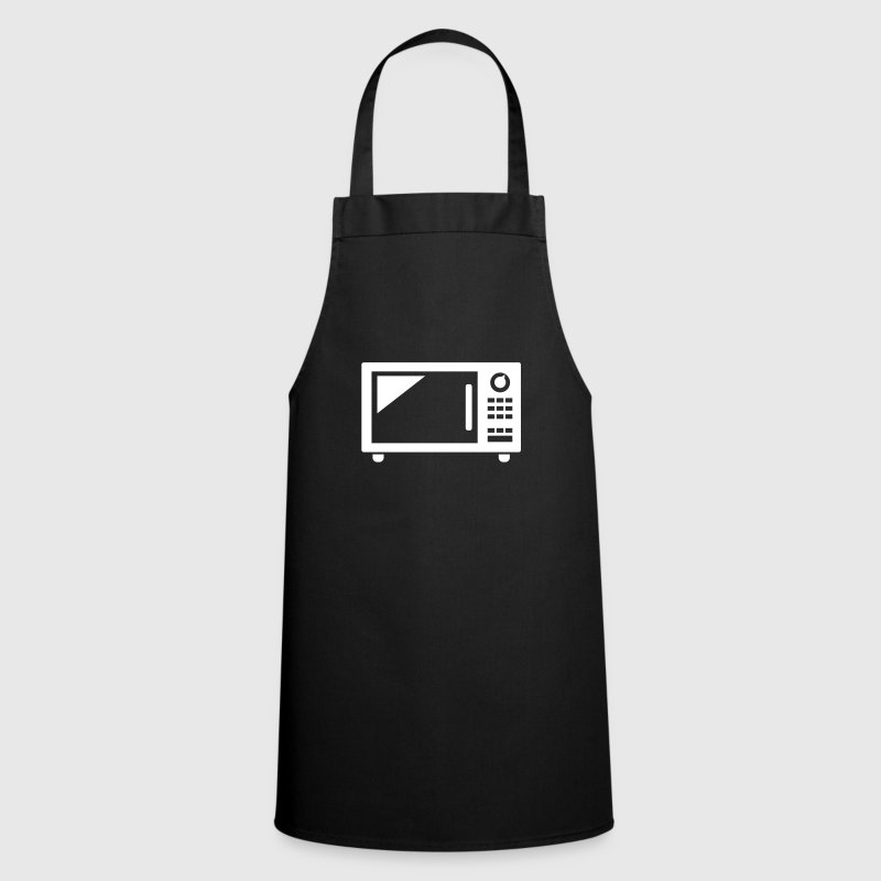 Microwave - Cooking Apron
