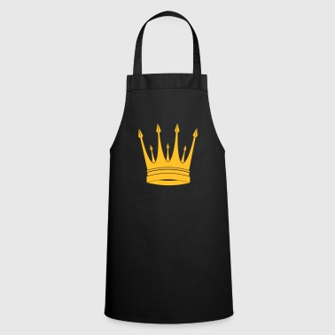 Crown King Krone König Couronne Roi Corona Kroon - Cooking Apron