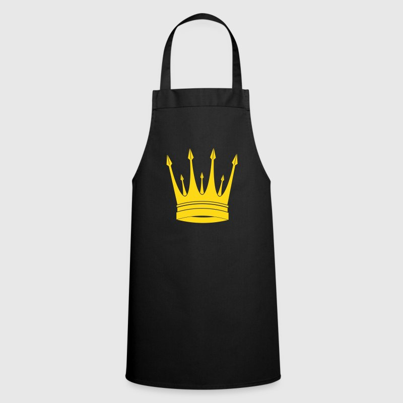 Couronne / Roi / Crown / King - Tablier de cuisine