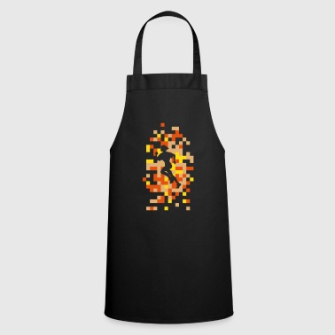 sprint race - Cooking Apron