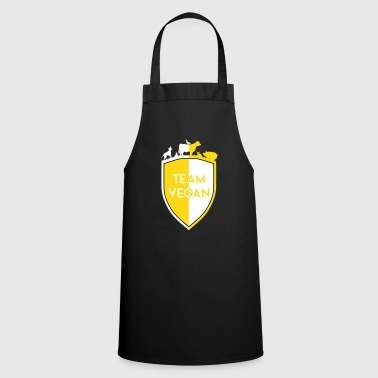 DIVISION TEAM VEGAN SHIELD - Tablier de cuisine