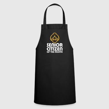 Senior Senior Of The Month - Cooking Apron