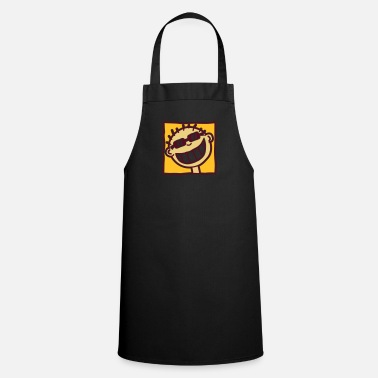 Tourist A Grinning Tourist - Cooking Apron