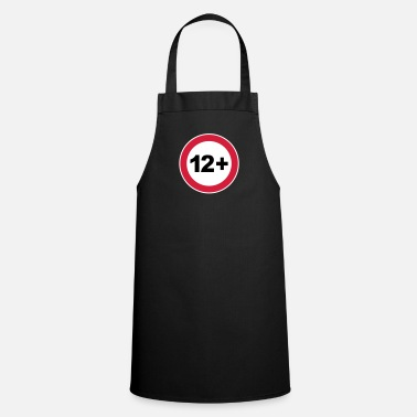 12th Birthday 12th birthday / 12 / birthday / birthday - Apron