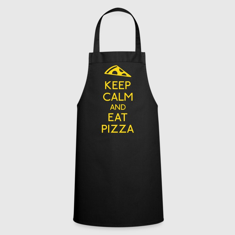 Keep Calm Pizza - Fartuch kuchenny