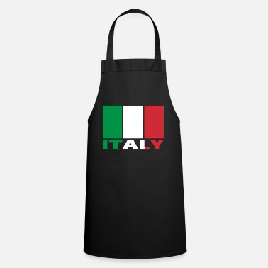 Italy Italy, Italy - Cooking Apron