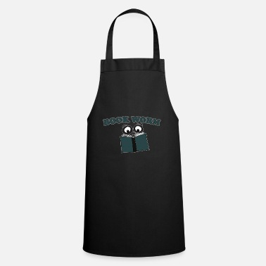 Bookworm bookworm - Cooking Apron