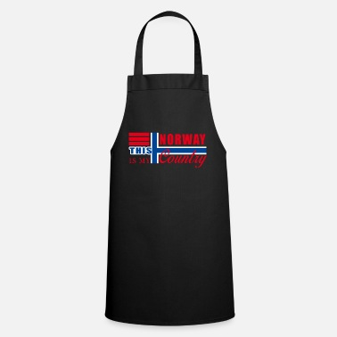 Norway Norway Norway - Cooking Apron