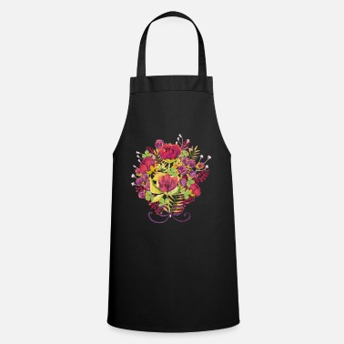 Tulip summer flowers - Cooking Apron