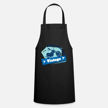Motocycle Vintage Motocycle 81 F - Apron