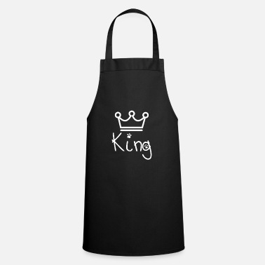 Piece King often the world #LOL #FUNNY - Apron