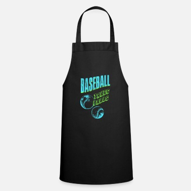 Baseball Player Baseball player baseball baseball player - Apron