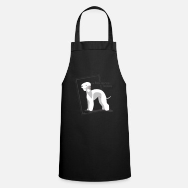 Ixco the Bedlington Terrier by IxCÖ - Apron