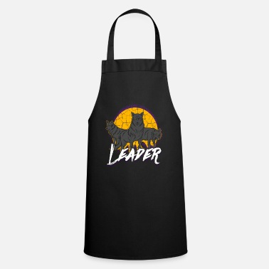 Pack Wolf Pack Pack Leader Pack Wolf Gift - Apron