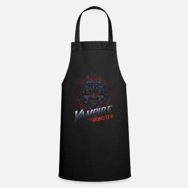 Count Royal Count Dracula Vampires Vlad - Cooking Apron