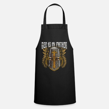 Orders Of Chivalry Crusader knight helmet Knight's Order - Apron