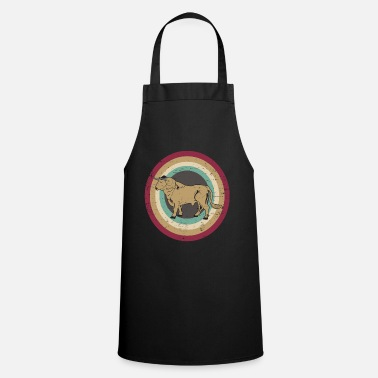 Cattle Wild cattle - Cooking Apron