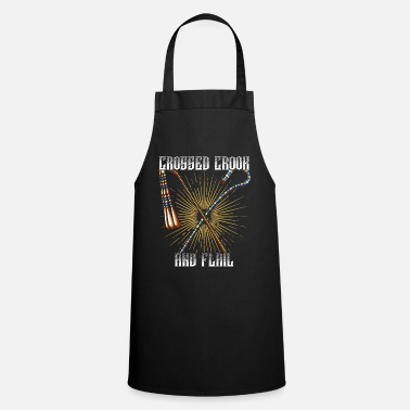 Crook Crook and flagellum - Cooking Apron
