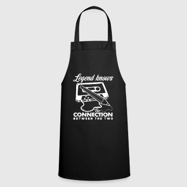 cassette tape - Cooking Apron