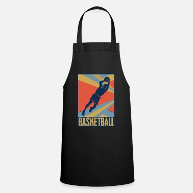 Old School Look de basket old school - Tablier de cuisine