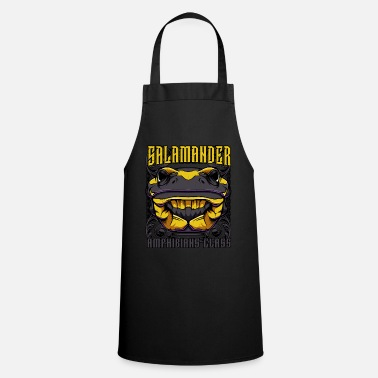 Lurch Salamander Wildlife Newt Amphibian Lurch Gift - Cooking Apron
