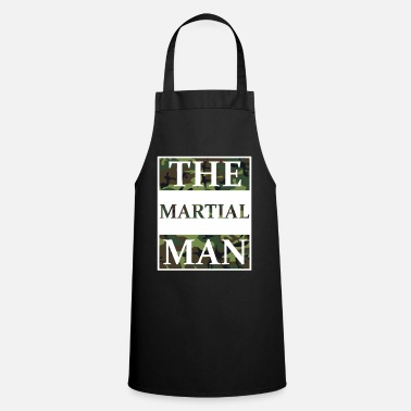 Martial Arts The Martial Arts Man - Martial Arts - Apron