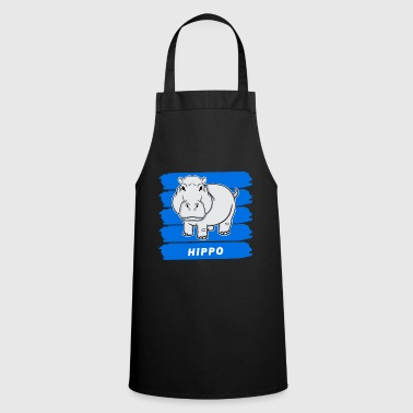 Pet hippo - Cooking Apron