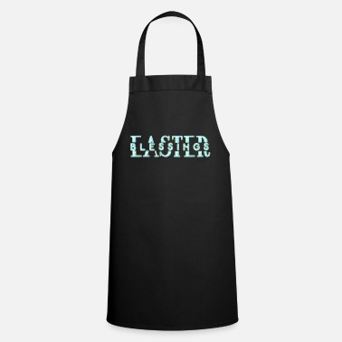 Font Easter blessings - Cooking Apron