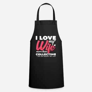 Collections Collecting - Cooking Apron