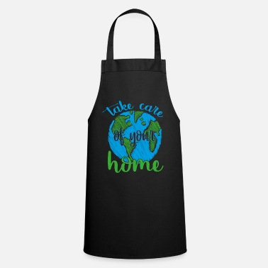 Earth Earth Day - Earth Day - Apron