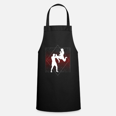 Box Kickboxing martial arts gift for everyone - Apron