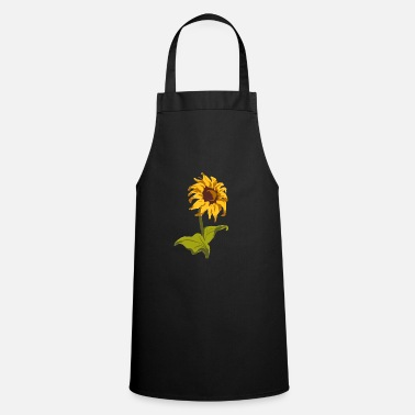 Love Sunflower Classic gift for florists - Apron