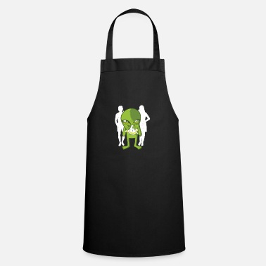 Extraterrestrial extraterrestrial - Apron
