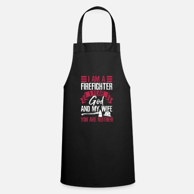 Professional Fire Service Firefighter professional fire department fire department - Apron