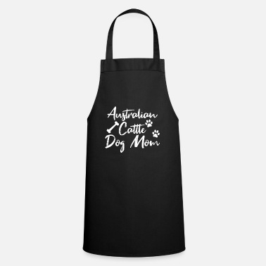 Dogs dog pet leash gift - Apron