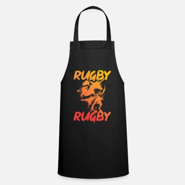 Rugby Rugby rugby Amerikaans voetbal - Schort