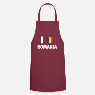 Country Romania amore - Grembiule