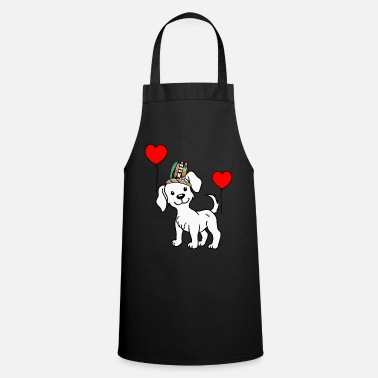 Birthday Greeting Wild indians pets dog birthday greetings - Apron
