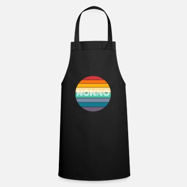 Parents Chemise Rainbow NONNO, Retro NONNO, NONNO Sunset, - Tablier