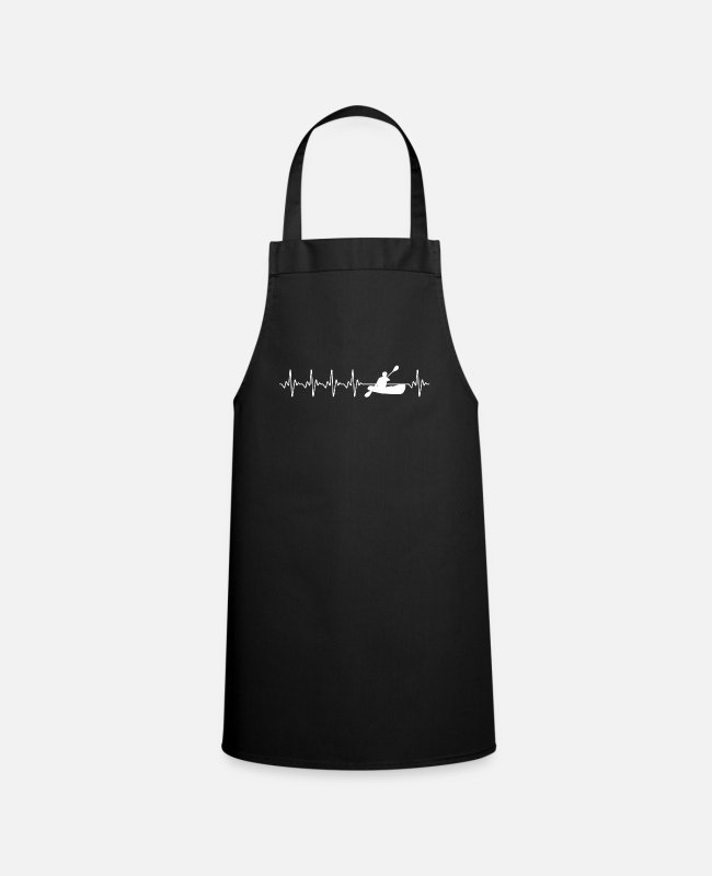 Vehicle Aprons - My Heart Beats For Flyaks - Apron black