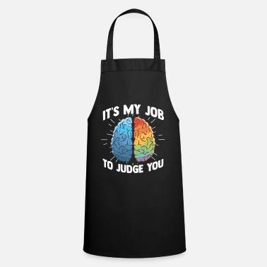 Psychology psychologist - Apron